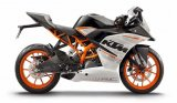 KTM RC 390/390 Duke  PARTS & Accessories