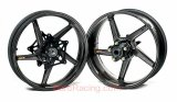 BlackStone BST Carbon Fiber Wheels for KTM RC390