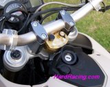 SD-F800GS  BMW Scotts Steering Damper SUB MOUNT Complete Kit,  BMW F 800 GS