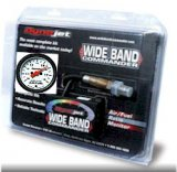 15-7002  Dyno Jet Wideband Commander - White Face Gauge