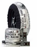 "CL-Classic-DTC3   Chicken Hawk ""CLASSIC DIGITAL PRO-LINE "" Tire warmers"