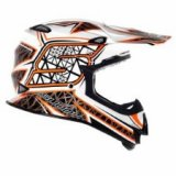 Suomy MX Jump S Line Orange Helmet   SUOMY-SLNOR