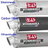 R146RRD-XX  Yoshimura Stainless Race System w/ RS-3 - '99-'06 GSX-R1300 (Busa)