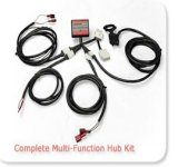 HUB-003  DYNO JET - MULTI-FUNCTION HUB - COMPLETE (For use with PCIIIUSB Models Only)