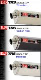 131306X  Yoshimura Stainless 3/4 Race System w/ Twin TRS Cans - '07-'08 R1