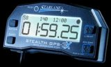 "STARLANE ""Stealth 3X "" GPS LAP TIMER - Hardwired  STL-STEALTH3"