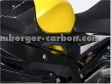 Ilmberger Carbon Fiber - Tank Cover Left - '09-'13 BMW S1000RR (& '13-'14 HP4 model)  (Forum Special)