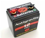 AntiGravity Lithium Battery AG1201  12-cell 12v 12Ah  Motorsport Battery
