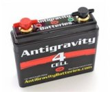 AntiGravity Lithium Battery AG401 4-cell 12v  2.3 Ah Motorsport Battery