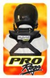SS-HYB-PRORG  Safefy Solutions -  HYBRID PRO RAGE Head and Neck Restraint System