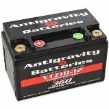 AntiGravity OEM Direct Replacement Battery YTZ10S-12  12-cell 12v 12Ah Battery