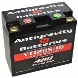 AntiGravity OEM Direct Replacement Battery YT12BS-16     16-cell 12v 15Ah Battery