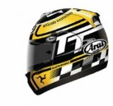 Arai Helmets - Corsair V Replicas/Graphics - Isle of Man TT LTD ED  ARAI-ISofMNTTLTD