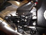 GILLES AS31GT2 Rear Sets - '12-'13 BMW S1000RR HP4