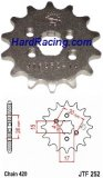 JTF252-xx    JT 420 Front Steel Sprocket - '13-'19 Honda GROM / GROM SF