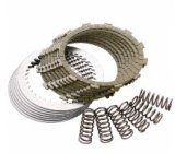 EBC SRK122 Complete Clutch Kit = Kevlar Lined Friction Plates / Steel Plates / Clutch Springs (10% Stiffer)