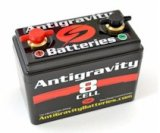 AG801   AntiGravity Lithium Battery  8-cell 12v 4.6Ah Motorsport Battery