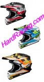 SHOEI VFX - W  Turmoil  Off Road Helmet   SHOEI-TURM