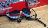 Brembo Forged Aluminum 15x18 CLUTCH Master Cylinder w/ Integrated LED Turn Signals (FREE EXPRESS SHIPPING)110.C036.50
