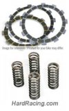 Barnett Clutch Pack (Fibers & Springs ONLY) - '15-'19 Yamaha R3  (301-35-10010/501-73-04067)
