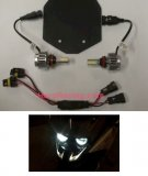 KTM RC390  H11 LED HeadLight  Upgrade Kit w/ BOTH LIGHTS ON HIGH BEAM Plug-n-Play Harness