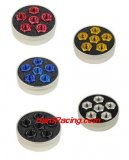 DSN-02xx  Driven Grom  Sprocket Nuts - '13-'19 Honda GROM / GROM SF  *Sold as a Set of 4