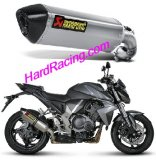 S-H10SO7T-HTT  Akrapovic  Titanium HEX Slip-on - '08-'16  CB1000 R