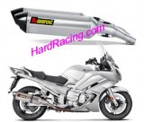 S-Y13SO3-HT   Akrapovic TITANIUM Slip On- '13-19  FJR1300