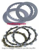 Barnett Clutch Kit (with Kevlar-Lined Friction Plates & Steel Plates) - Kawasaki Z125 PRO  (301-45-10002/401-45-063013)