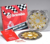 "Brembo Honda CBR1000 RR/SP2   '17-18  320mm ""HP"" Brake Rotors   (FREE EXPRESS SHIPPING)  208.9737.65"