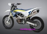 Yoshimura  R-77  Race Slip-ons Works Finish- '16-17  HUSQVARNA  Enduro/ Supermoto 701   (19701BD520)