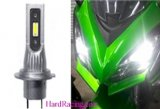 GEN2  SINGLE  LED HEADLIGHT BULB - Direct Fit Sport Bike & Motorcycle H4, H7, H11, 9005, 9006 (Sold 1 Per Package)