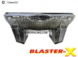 CLED-18MULTI1260    LED Clear Tail Light -  '18  Ducati Multistrada  1260