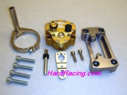 SD-ATK  ATK Scotts Steering Damper BOLT-ON Complete Kit,  ATK All 4-Strokes