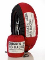 "CL-STD-Single-Temp  Chicken Hawk ""CLASSIC STANDARD (ONE TEMP)"" Tire Warmers"