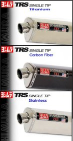 141546X  Yoshimura TRS Race Bolt-on - '04-'05 ZX-10R