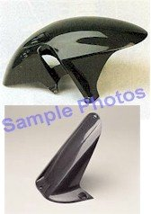 20-2981  HARRIS CARBON FRONT FENDER - DUCATI  749/999 - ALL