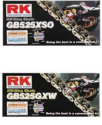 RK 525 Chains (please choose model)    RK-525