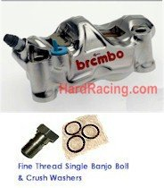 Brembo GP4-RX  FRONT Brake Calipers (FREE EXPRESS SHIPPING) 220.B010.10