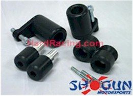 FSxxx  Shogun Crash Kits (Frame Slider, Swing Arm Spool, Bar End Sliders) - SUZUKI