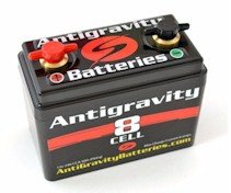 AntiGravity Lithium Battery AG801 8-cell 12v 5.5Ah Motorsport Battery