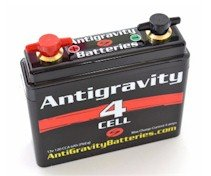 AntiGravity Lithium Battery AG401 4-cell 12v  2.6Ah Motorsport Battery