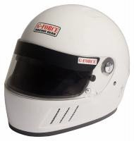 GFORCE-GFPROELWHT  G-FORCE  GF PRO ELIMINATOR WHITE HELMET