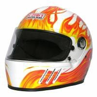 GFORCE-GFPROELMXWHT  G-FORCE  GF PRO ELIMINATOR X WHITE HELMET
