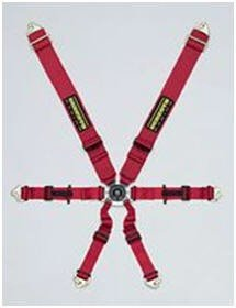 sr20X12  SCHROTH PROFI II-6 Race Harness