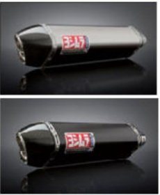 Yoshimura TRC-D Race Slip-on w/ DUAL OUTLET -  '11-'17 GSX-R600 & GSX-R750 (1160021520, 1160021220)