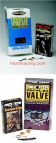 FMGV S2040  Race Tech 20mm Gold Valve Kit for OEM Forks