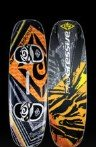 O-26X  Progressive Kite Boards - Phish Kite board