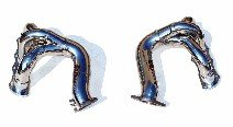 FS.POR.981.RHDR   Fabspeed Automotive Exhaust - Porsche - 981 Boxster/Cayman Race Headers without Catalytic Converters