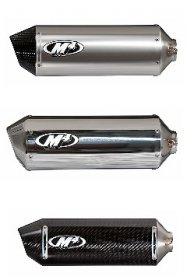 YA97-XX  M4 Exhaust - Yamaha -'07-'08 R1  Standard Slip On
